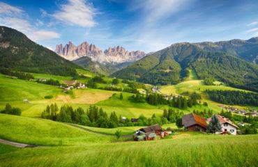 Dolomites alps, Mountain - Val di Funes_291135272