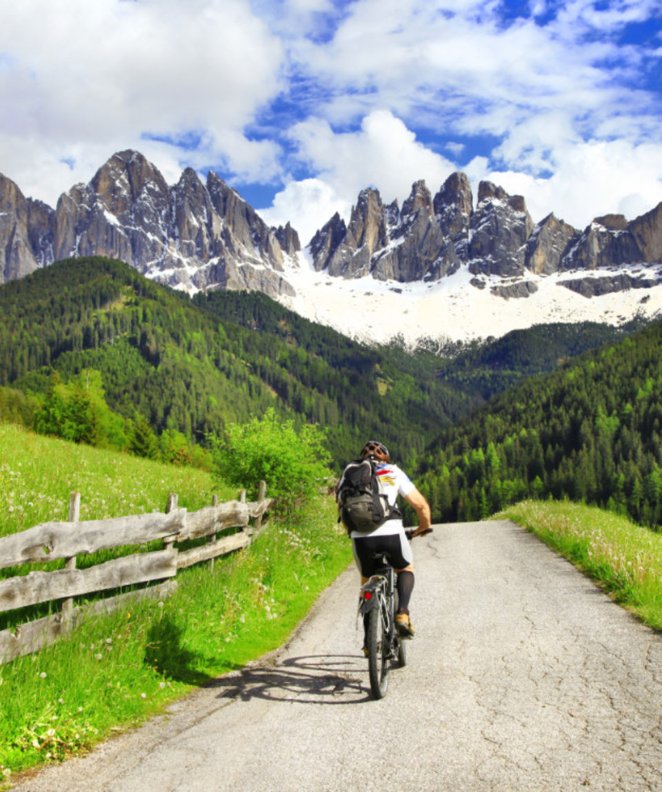 Cycling In Italy Italy Cycling Tours Holidays Dolomites