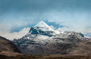 Southwest view of Mount Kailash, Tibet_767603077