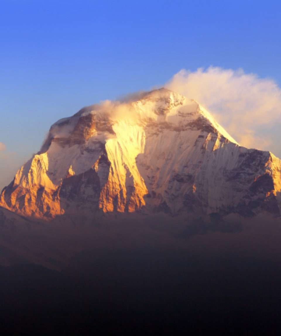 FEATURED IMAGES Mount Dhaulagiri from Poon Hill view point, Nepal_1043578447